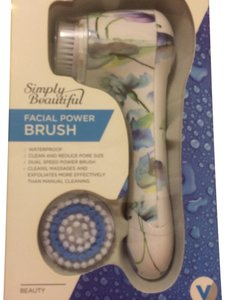 Sephora 3-in-1 Multi-Functions Cordless Power Facial Brush Head Cleanser