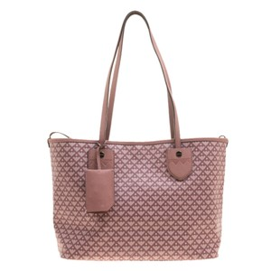 Bally Tote in Dusty Pink