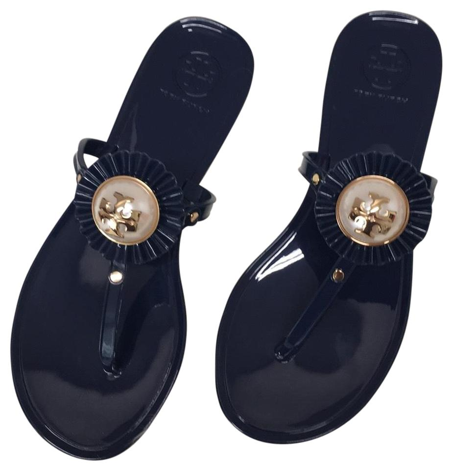 a0a0c776a6a Tory Burch Melody Thong Sandals Size US 6 Regular (M
