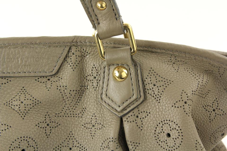 Louis Vuitton Stellar Pm Poudre Grey Leather Satchel - Tradesy cc4f29c96672c