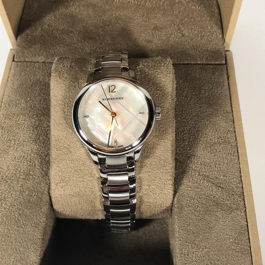 Burberry Burberry Classic Mother of Pearl Watch BU10110 Image 1