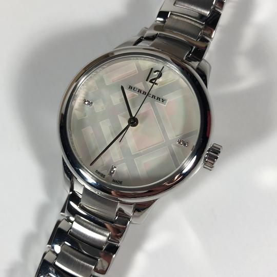 Burberry Burberry Classic Mother of Pearl Watch BU10110 Image 5
