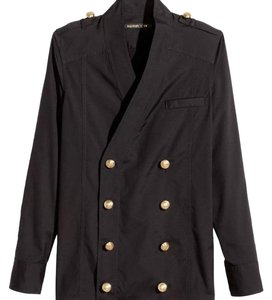 Balmain x H&M black Jacket