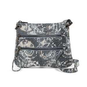 Hobo International Everly Snakeskin Reptile Cross Body Bag