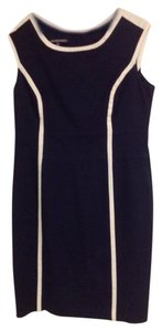 Jones New York short dress Navy on Tradesy