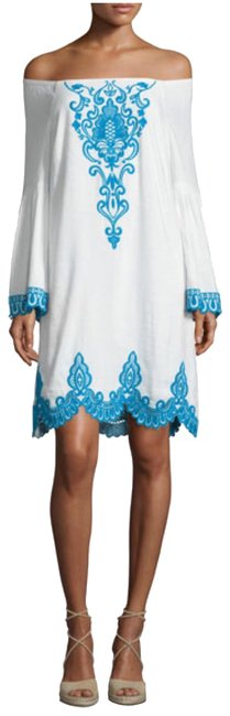Preload https://img-static.tradesy.com/item/24029146/nanette-lepore-white-long-sleeve-embroidered-linen-ivoryazul-short-casual-dress-size-0-xs-0-1-650-650.jpg