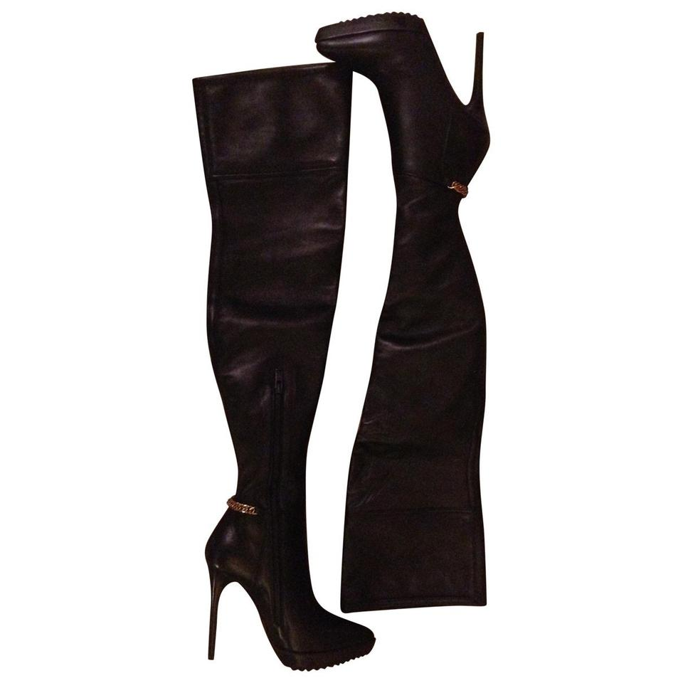 Ladies Burberry Black Hillyard Hillyard Black Boots/Booties Wholesale 2e1edd