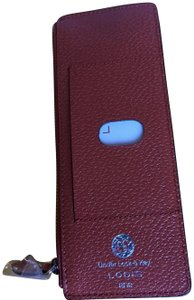 Lodis Audrey RFID Credit Card Case With Zip Pocket