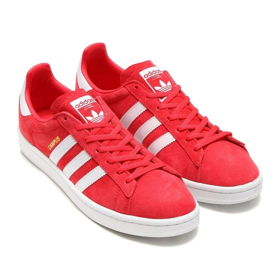 sale retailer 7af1b 85954 adidas RAY RED WHITE WHITE Athletic Image 0 ...