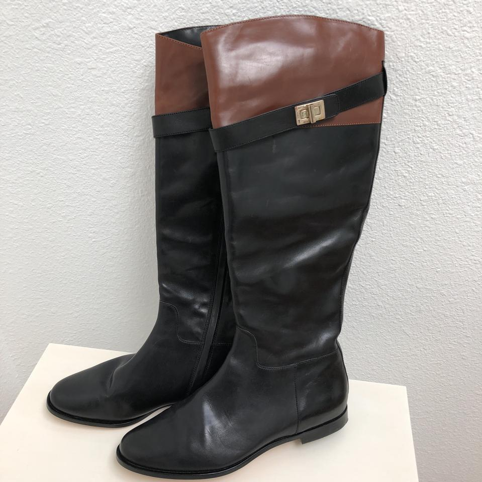 Cole Haan Black with Saddle Boots/Booties Top Nike Air Hi2 Boots/Booties Saddle 5a9cad