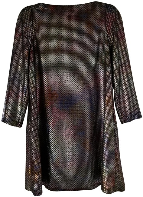Item - Multi Color Ob667962 Mid-length Night Out Dress Size 2 (XS)