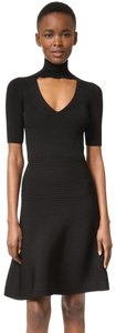 Cushnie et Ochs Glam Formal Luxury Designer Keyhole Dress