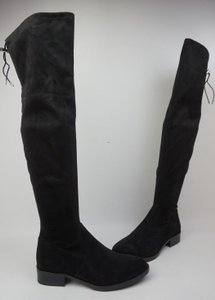 9a36787976a Sam Edelman Black Paloma Tall Suede Over The Knee Boots Booties Size US 8  Regular (M