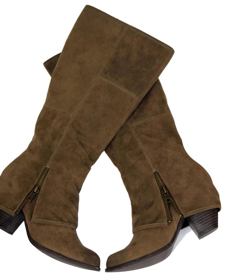 Fergalicious by Fergie Fergie by Tan L-ryder Boots/Booties 82132d