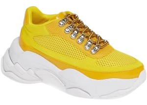 Jeffrey Campbell Yellow Athletic