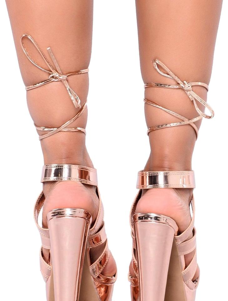 fa003150779 Rose Gold Platforms