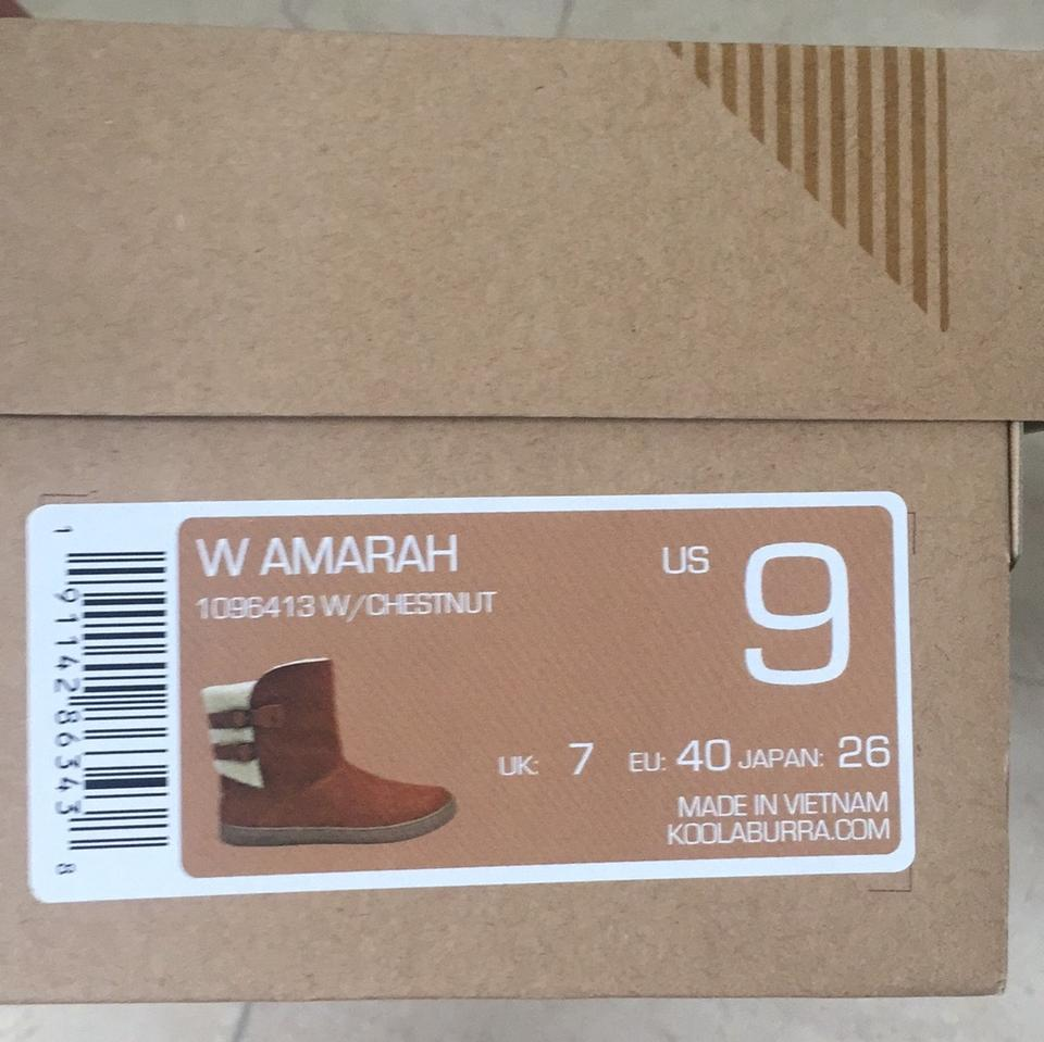 1ad69ea0367 Chestnut Brown Amarah Suede Boots/Booties Size US 9 Regular (M, B) 44% off  retail