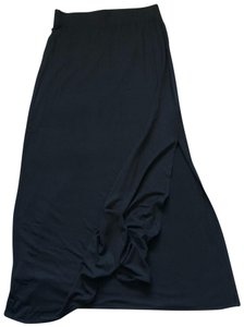 The Limited Maxi Skirt black