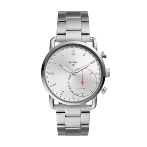 Fossil Fossil Men's Q Commuter Stainless Steel Hybrid Smartwatch FTW1153