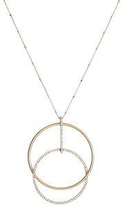 Kate Spade NEW Gold-Tone Ring It Up Pendant Necklace