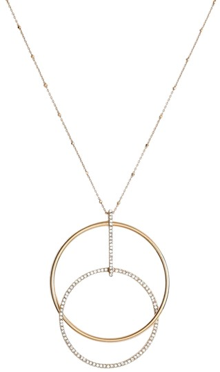 Preload https://img-static.tradesy.com/item/24031898/kate-spade-new-gold-tone-ring-it-up-pendant-necklace-0-2-540-540.jpg