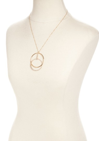 Kate Spade NEW Gold-Tone Ring It Up Pendant Necklace Image 2