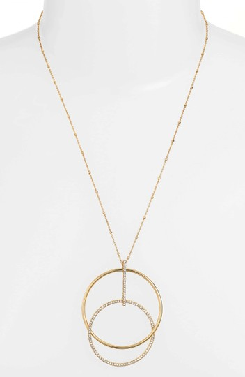 Kate Spade NEW Gold-Tone Ring It Up Pendant Necklace Image 3