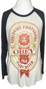 OBEY T Shirt Off-white
