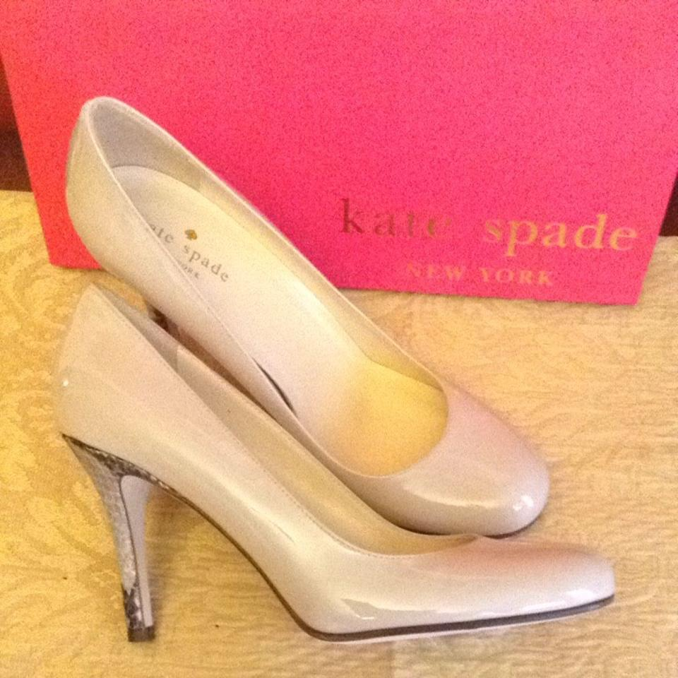 46cd298d0 Kate Spade Beige Nude Karolina Pumps Size US 7.5 Regular (M, B) - Tradesy