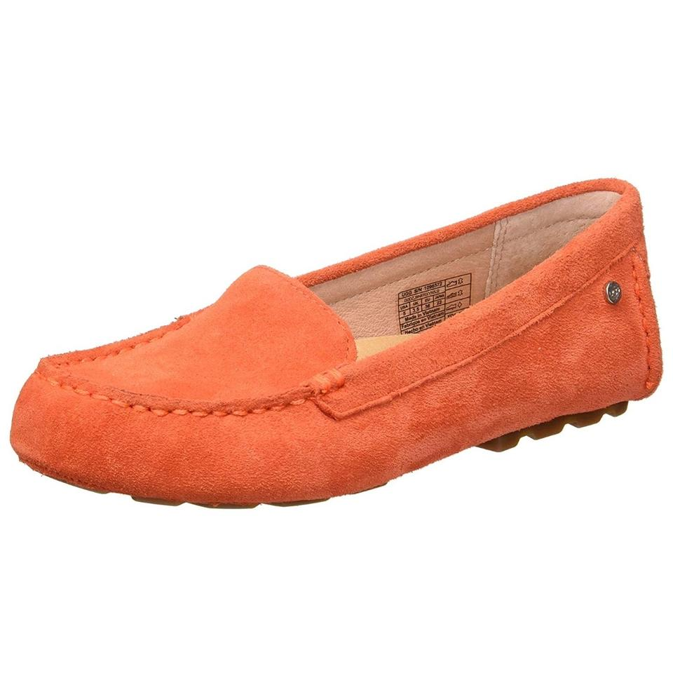 ae1e97be689 UGG Australia Rust Orange Women's Milana Loafer Flats Size US 5 Regular (M,  B) 25% off retail