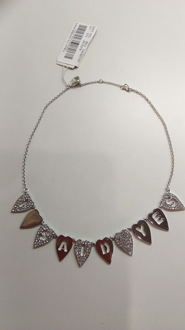 """Item - Silver New """"I Said Yes"""" Necklace Other"""