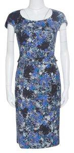 ERDEM Fitted Cotton Polyester Dress
