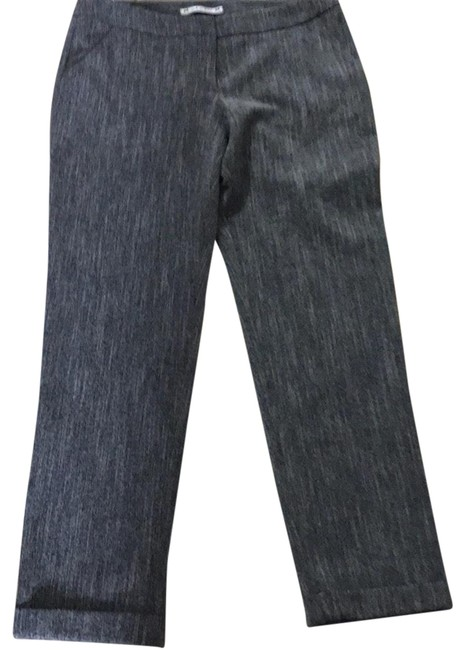 Preload https://img-static.tradesy.com/item/24033173/yoana-baraschi-grey-with-cuffs-inseam-approximately-24-waist-approximate-155-trousers-size-6-s-28-0-1-650-650.jpg
