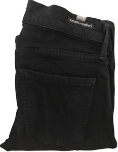 Citizens of Humanity Fitted Skinny Jeans-Dark Rinse