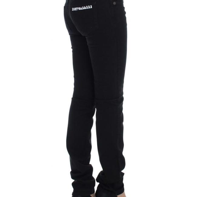 Just Cavalli D18164 Women's Cotton Stretch Slim Fit Skinny Jeans Image 3