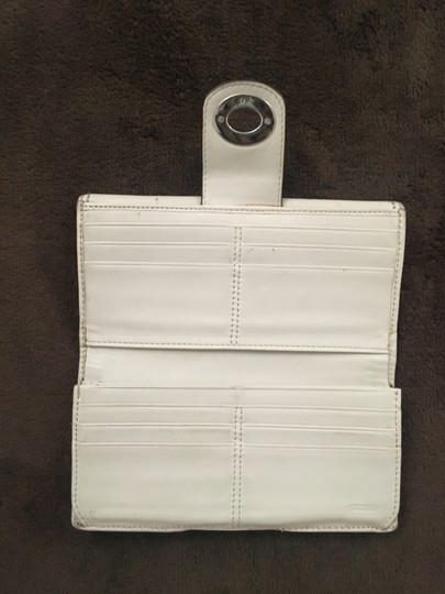 Coach Coach Leather Wallet with Turn Key Lock Image 2
