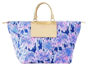 Lilly Pulitzer Packable Beach New Multicolor Travel Bag