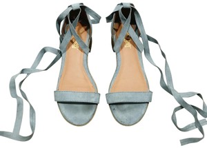 Brash blue Sandals