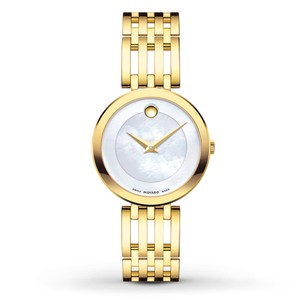 Movado Esperanza Bracelet Mother of Pearl Dial 0607054