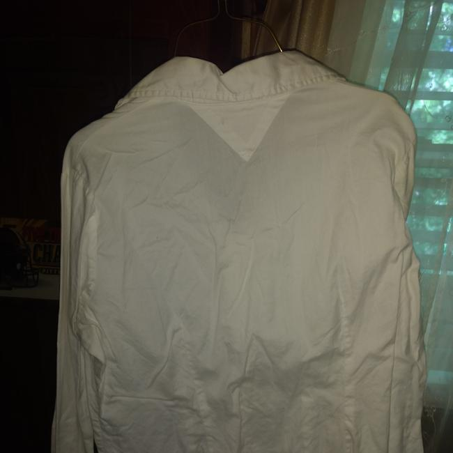Tommy Hilfiger Button Down Shirt White Image 1