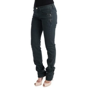 CoSTUME NATIONAL D30125-2 Women's Cotton Superslim Denim Skinny Jeans