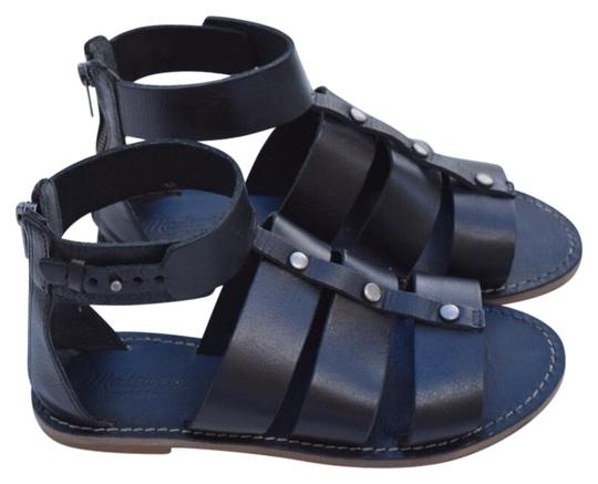 Preload https://img-static.tradesy.com/item/24034615/madewell-black-rowan-gladiator-sandals-size-us-7-regular-m-b-0-1-540-540.jpg