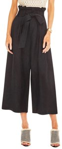 ASTR Wide Leg Pants Black