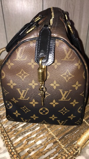 Louis Vuitton Satchel in Noir/Black Image 3