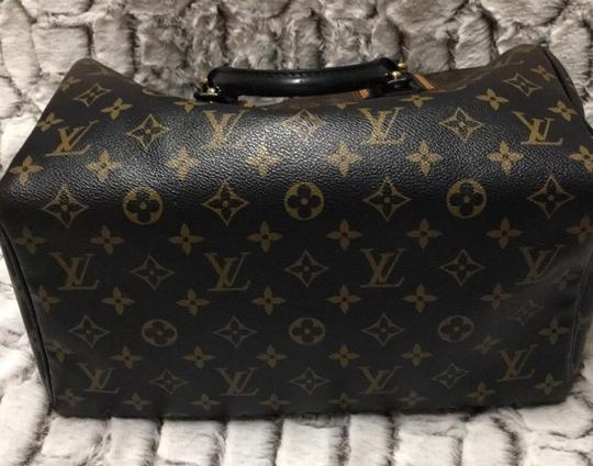 Louis Vuitton Satchel in Noir/Black Image 6