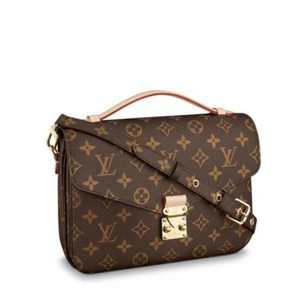 Louis Vuitton Metis Pouchette Monogram Cross Body Bag