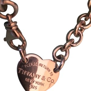 Tiffany & Co. Tiffany&co heart necklace. (one day sale)