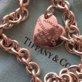 Tiffany & Co. Tiffany&co heart necklace. (one day sale) Image 10