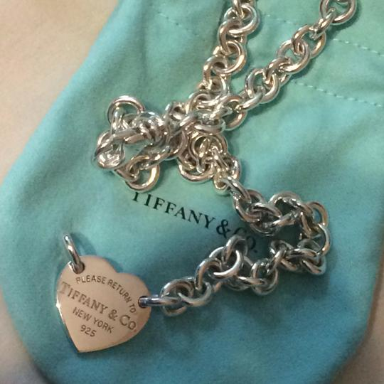 Tiffany & Co. Tiffany&co heart necklace. (one day sale) Image 3