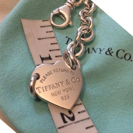 Tiffany & Co. Tiffany&co heart necklace. (one day sale) Image 4